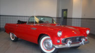 1955 Ford Thunderbird 292 CI, 3-Speed presented as lot F48 at St. Charles, IL 2011 - thumbail image3