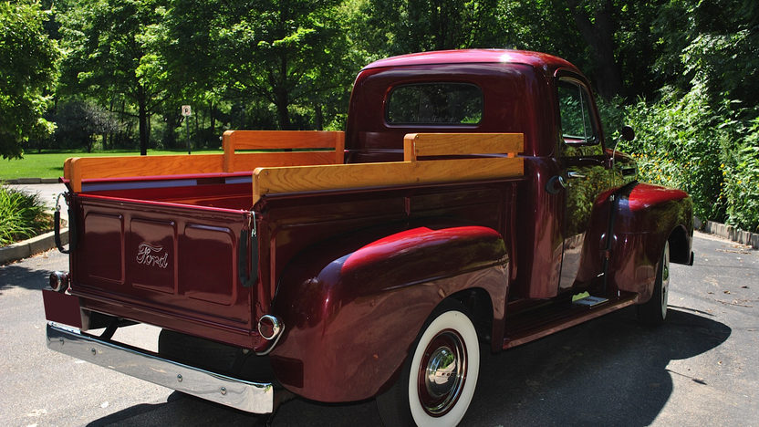 1949 Ford F1 Pickup 239 CI presented as lot F53 at St. Charles, IL 2011 - image2