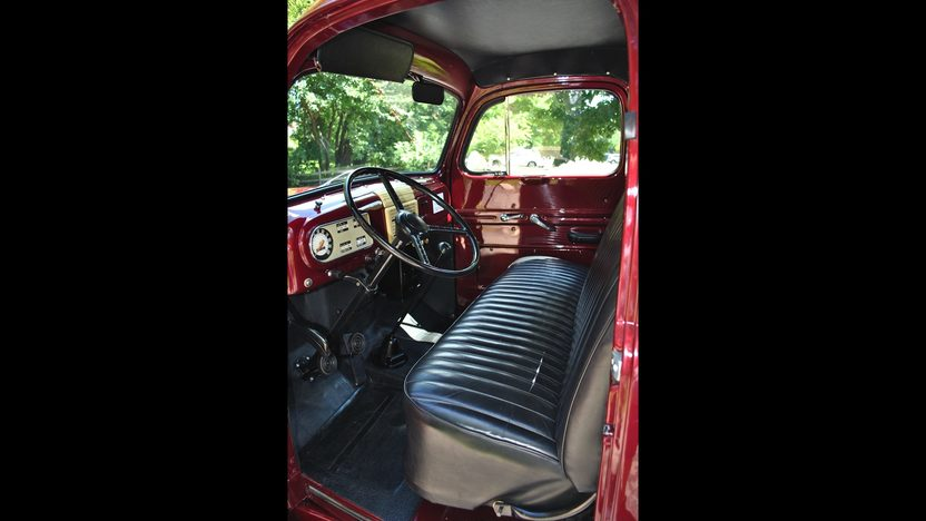 1949 Ford F1 Pickup 239 CI presented as lot F53 at St. Charles, IL 2011 - image5