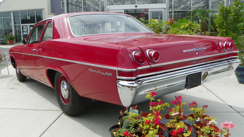 1965 Chevrolet Bel Air L78 396/425 HP, 4-Speed presented as lot F56 at St. Charles, IL 2011 - image2