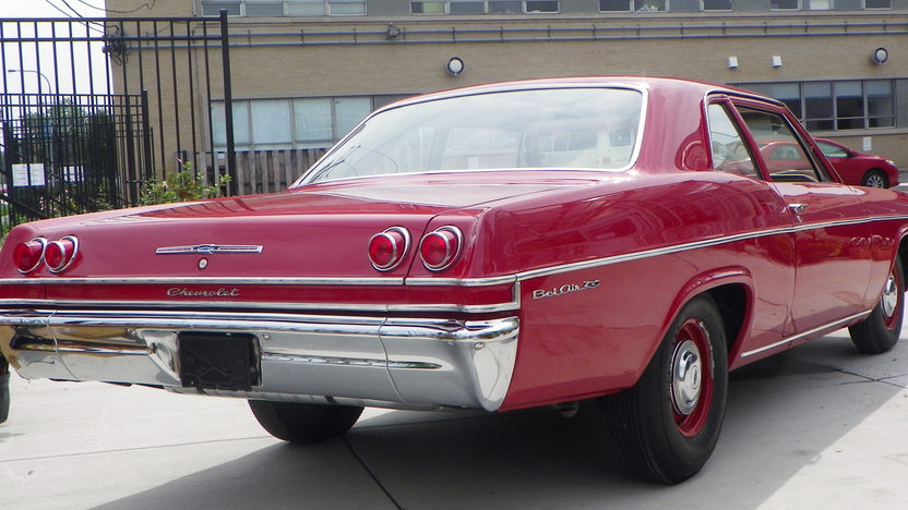 1965 Chevrolet Bel Air L78 396/425 HP, 4-Speed presented as lot F56 at St. Charles, IL 2011 - image3