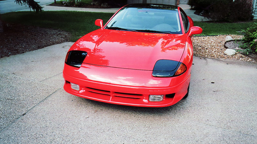 1991 Dodge Stealth GT 3.0/222 HP, Automatic presented as lot F68 at St. Charles, IL 2011 - image2