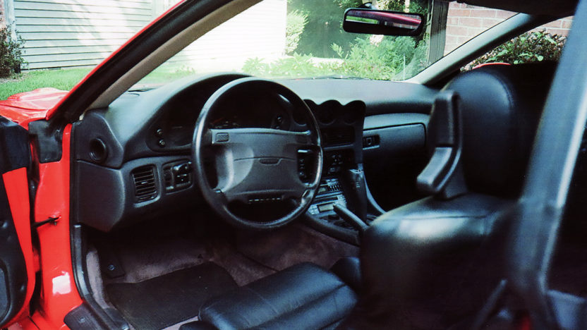 1991 Dodge Stealth GT 3.0/222 HP, Automatic presented as lot F68 at St. Charles, IL 2011 - image5