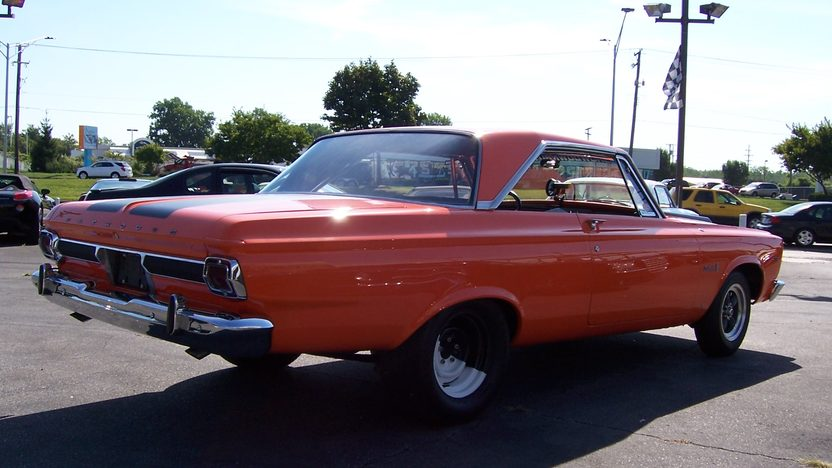 1965 Plymouth Belvedere II 440/500 HP, 4-Speed presented as lot F71 at St. Charles, IL 2011 - image3