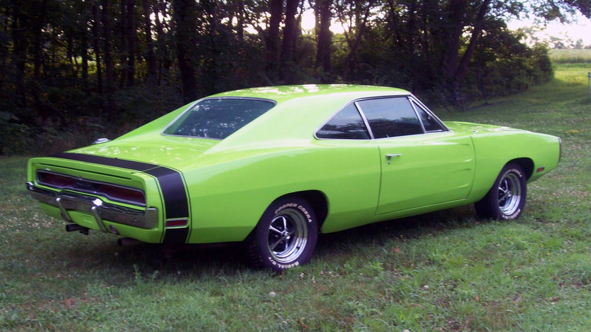1970 Dodge Charger 383 CI, Automatic presented as lot F116 at St. Charles, IL 2011 - image2