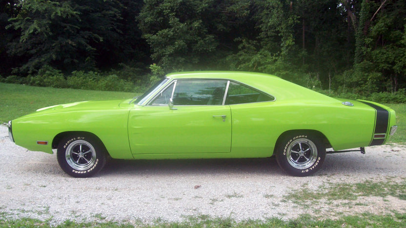 1970 Dodge Charger 383 CI, Automatic presented as lot F116 at St. Charles, IL 2011 - image7