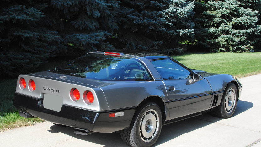 1987 Chevrolet Corvette Callaway 350/345 HP, 4-Speed presented as lot F122 at St. Charles, IL 2011 - image2