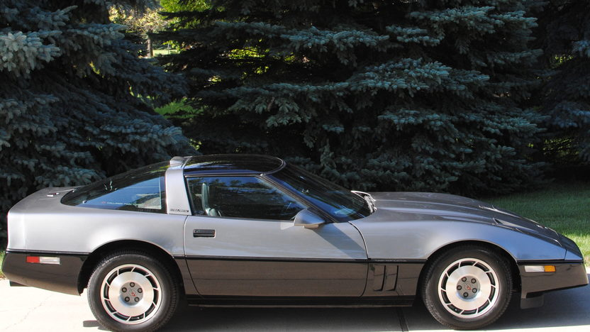 1987 Chevrolet Corvette Callaway 350/345 HP, 4-Speed presented as lot F122 at St. Charles, IL 2011 - image3