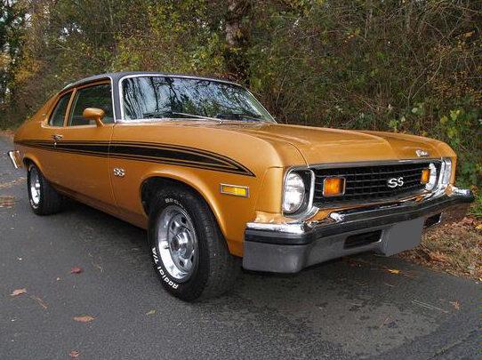 1973 Chevrolet Nova Ss Hatchback Mecum St Charles 2011