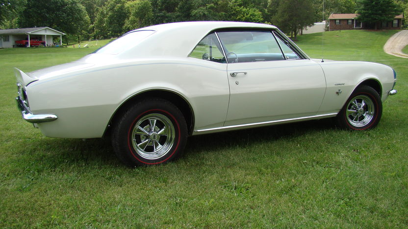 1967 Chevrolet Camaro SS Replica 350 CI, Automatic presented as lot F134 at St. Charles, IL 2011 - image2