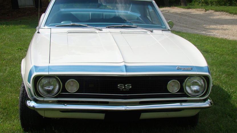 1967 Chevrolet Camaro SS Replica 350 CI, Automatic presented as lot F134 at St. Charles, IL 2011 - image3