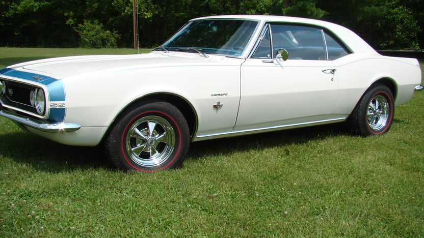 1967 Chevrolet Camaro SS Replica 350 CI, Automatic presented as lot F134 at St. Charles, IL 2011 - image7