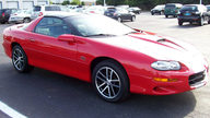 2002 Chevrolet Camaro SS 35th Anniversary presented as lot F137 at St. Charles, IL 2011 - thumbail image3