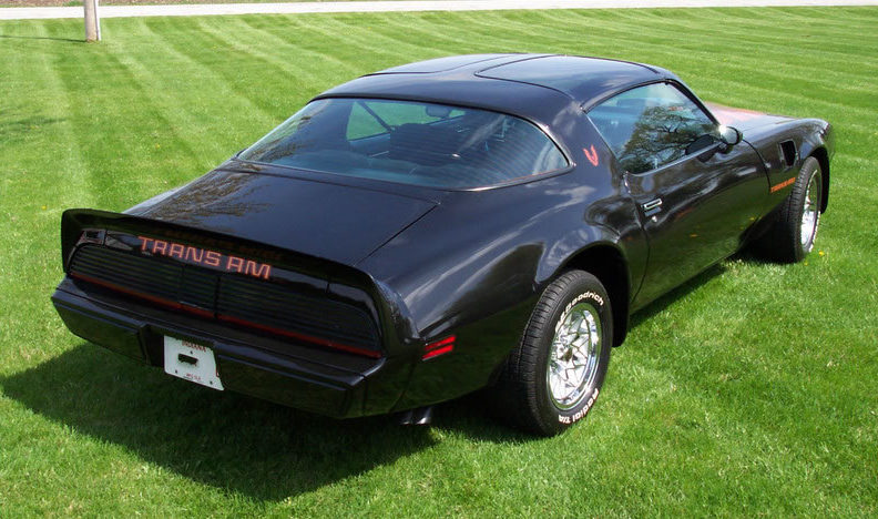 1980 Pontiac Trans Am 4.9L, Automatic presented as lot F88 at St. Charles, IL 2011 - image3