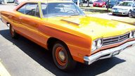 1969 Plymouth Road Runner 383 CI, Automatic presented as lot F147 at St. Charles, IL 2011 - thumbail image4