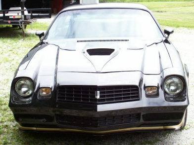 1979 Chevrolet Camaro Z28 4-Speed presented as lot F148 at St. Charles, IL 2011 - image3