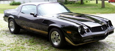 1979 Chevrolet Camaro Z28 4-Speed presented as lot F148 at St. Charles, IL 2011 - image4
