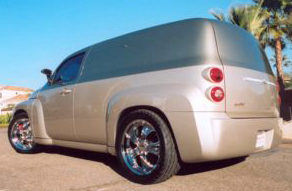 2006 Chevrolet HHR Automatic presented as lot F152 at St. Charles, IL 2011 - image4