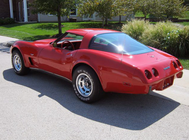 1979 Chevrolet Corvette 350/195 HP, Automatic presented as lot F165 at St. Charles, IL 2011 - image3