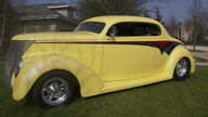 1937 Ford 5 Window Coupe 350/355 HP, Automatic presented as lot F168 at St. Charles, IL 2011 - thumbail image3