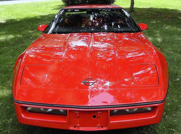 1984 Chevrolet Corvette 5.7L, Automatic presented as lot F284 at St. Charles, IL 2011 - image6