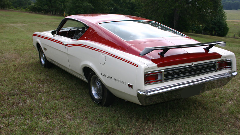 1969 Mercury Cyclone 351 CI, Automatic presented as lot F178 at St. Charles, IL 2011 - image2