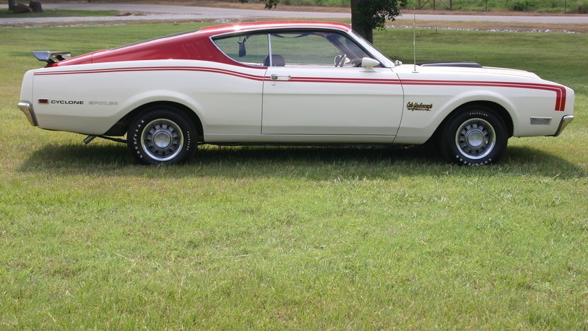 1969 Mercury Cyclone 351 CI, Automatic presented as lot F178 at St. Charles, IL 2011 - image3