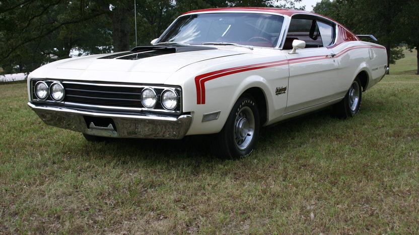 1969 Mercury Cyclone 351 CI, Automatic presented as lot F178 at St. Charles, IL 2011 - image4