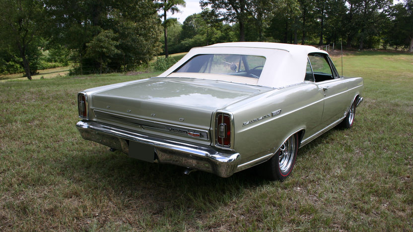 1966 Ford Fairlane XL presented as lot F179 at St. Charles, IL 2011 - image2