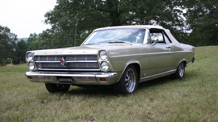 1966 Ford Fairlane XL presented as lot F179 at St. Charles, IL 2011 - image4