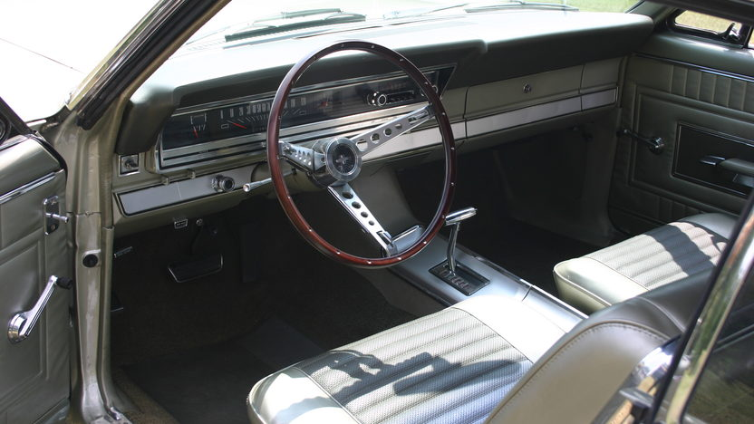 1966 Ford Fairlane XL presented as lot F179 at St. Charles, IL 2011 - image5
