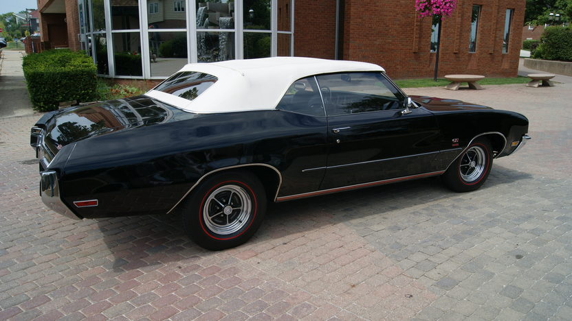 1972 Buick Gran Sport Convertible 350 CI, Automatic presented as lot F190 at St. Charles, IL 2011 - image2