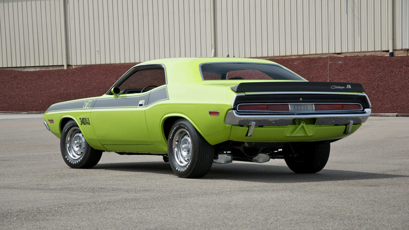 1970 Dodge Challenger T/A 340 Six Pack, 4-Speed presented as lot F195 at St. Charles, IL 2011 - image2