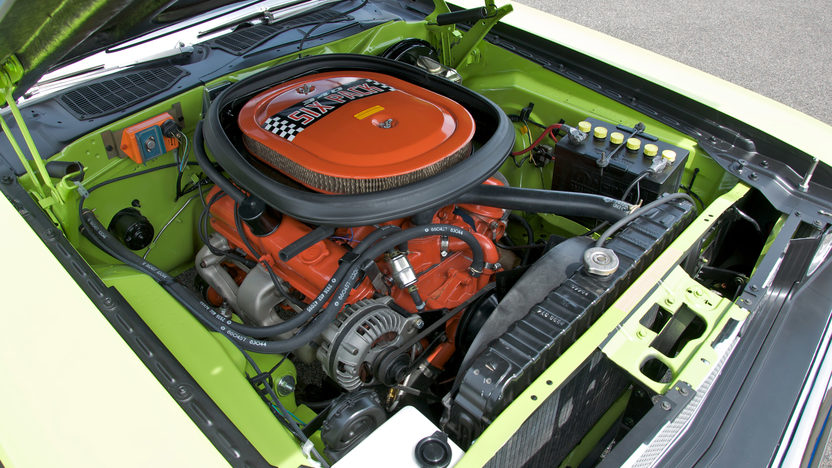 1970 Dodge Challenger T/A 340 Six Pack, 4-Speed presented as lot F195 at St. Charles, IL 2011 - image7