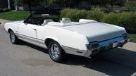 1972 Oldsmobile Cutlass Convertible 350 CI, Automatic presented as lot F199 at St. Charles, IL 2011 - thumbail image2