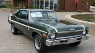 1972 Chevrolet Nova 350/360 HP, 4-Speed presented as lot F207 at St. Charles, IL 2011 - thumbail image10