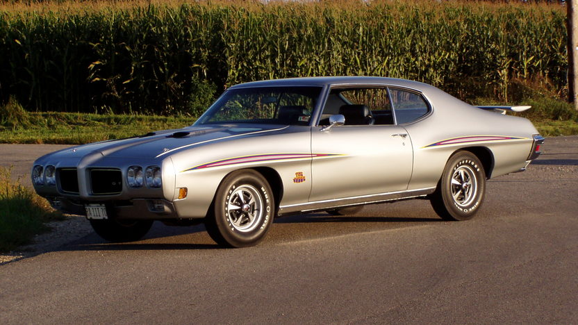 1970 Pontiac GTO Judge 400/366 HP, 4-Speed presented as lot F213 at St. Charles, IL 2011 - image11