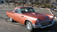 1957 Ford Thunderbird 340/350 HP, Automatic presented as lot F218 at St. Charles, IL 2011 - thumbail image8