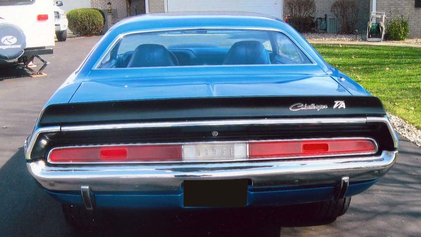 1970 Dodge Challenger T/A 340 CI, Automatic presented as lot F223 at St. Charles, IL 2011 - image2