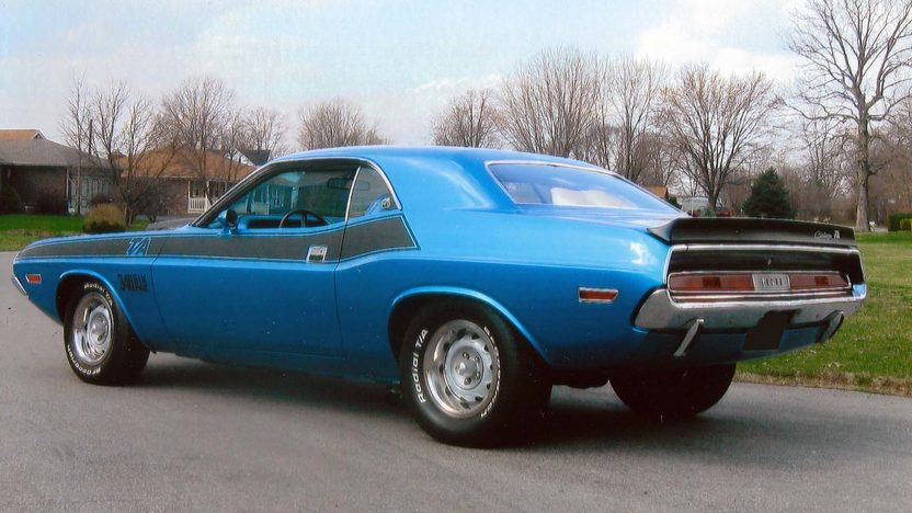 1970 Dodge Challenger T/A 340 CI, Automatic presented as lot F223 at St. Charles, IL 2011 - image4