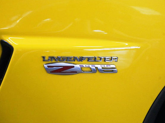 2006 Chevrolet Corvette Lingenfelter 427/600 HP, Automatic presented as lot F242 at St. Charles, IL 2011 - image3