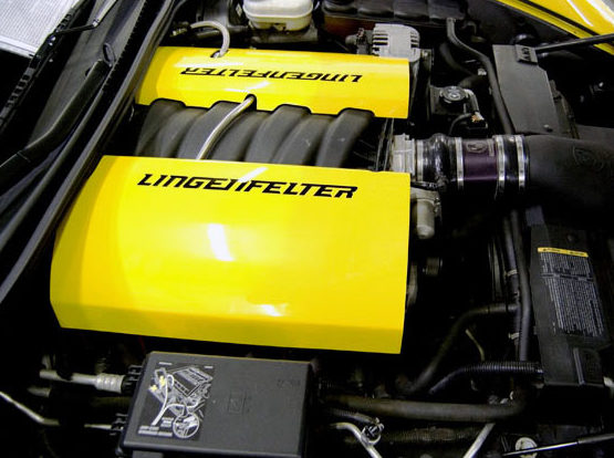 2006 Chevrolet Corvette Lingenfelter 427/600 HP, Automatic presented as lot F242 at St. Charles, IL 2011 - image4
