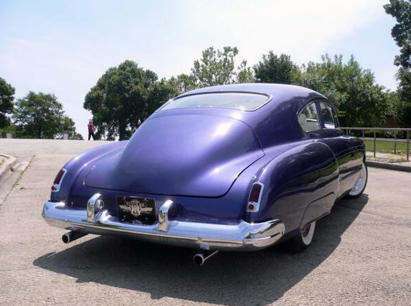 1948 Oldsmobile 98 Fastback 455/434 HP, Automatic presented as lot F251 at St. Charles, IL 2011 - image2