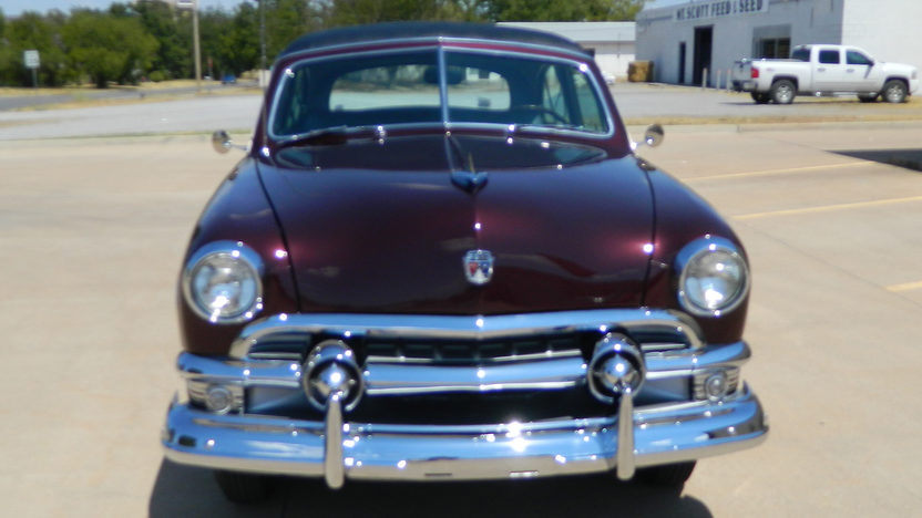 1951 Ford Crestliner presented as lot F257 at St. Charles, IL 2011 - image3