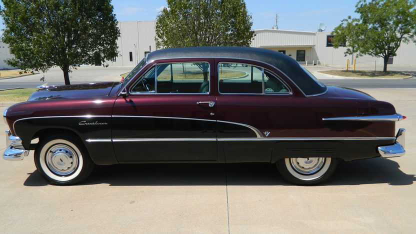 1951 Ford Crestliner presented as lot F257 at St. Charles, IL 2011 - image4