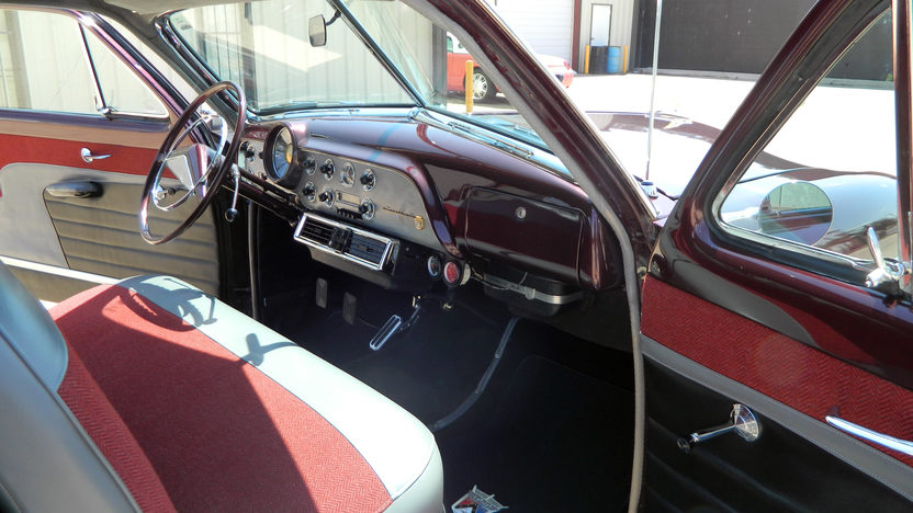 1951 Ford Crestliner presented as lot F257 at St. Charles, IL 2011 - image6