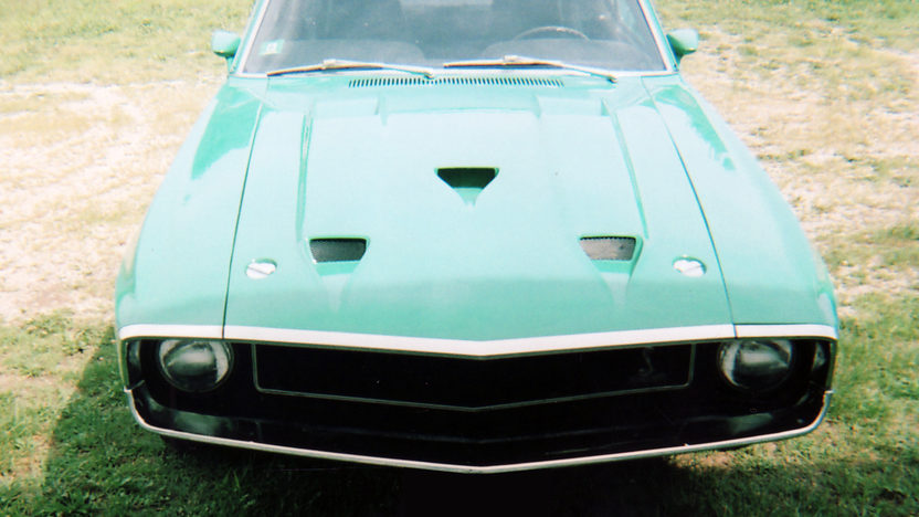 1969 Ford Shelby GT350 351 CI, Automatic presented as lot F263 at St. Charles, IL 2011 - image7