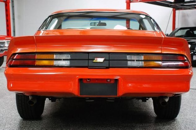 1980 Chevrolet Camaro Z28 350 CI, Automatic presented as lot F265 at St. Charles, IL 2011 - image3