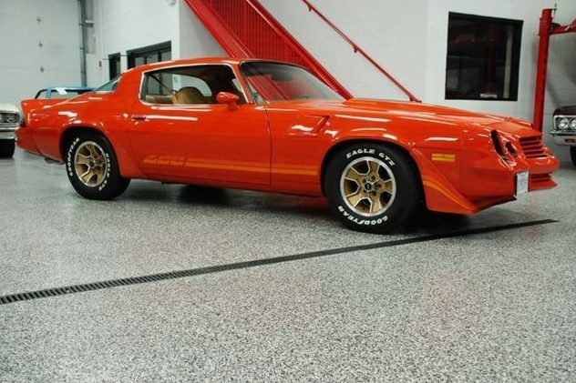 1980 Chevrolet Camaro Z28 350 CI, Automatic presented as lot F265 at St. Charles, IL 2011 - image8