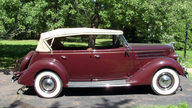 1936 Ford Phaeton 4-Door 221/85 HP, 3-Speed presented as lot F269 at St. Charles, IL 2011 - thumbail image2